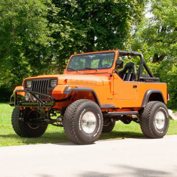 1987 Jeep Wrangler for sale in Fenton, MO