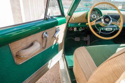1954 Kaiser Special
