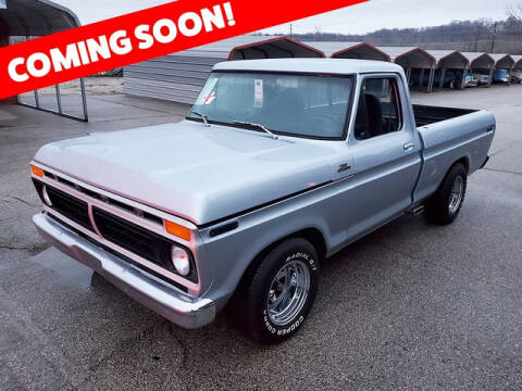 1977 Ford F-100 for sale at MotoeXotica Classic cars - MotoeXotica Auctions in Fenton MO