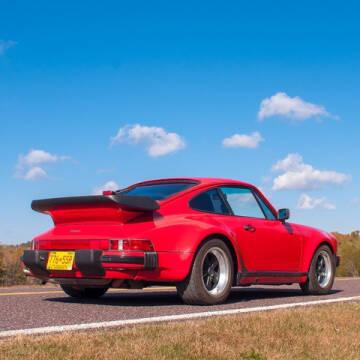 1987 Porsche 911 Carrera Turbo for sale at MotoeXotica Classic cars - MotoeXotica Auctions in Fenton MO