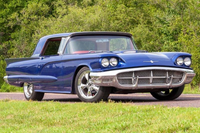 1960 Ford Thunderbird - Fenton, MO