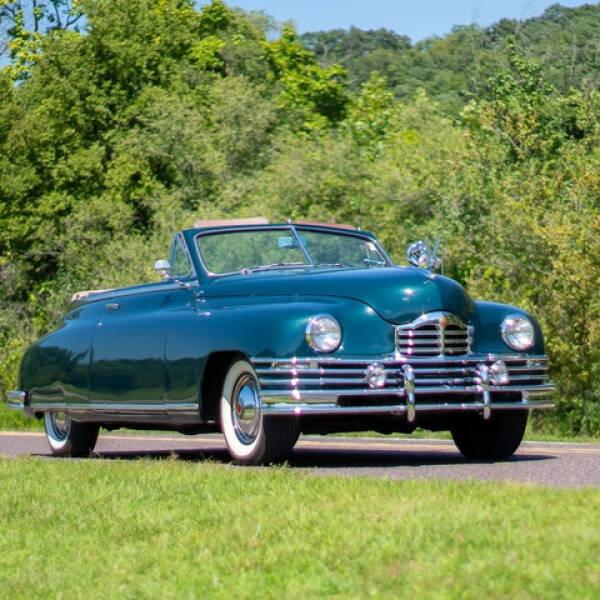 1949 Packard Super Eight - Fenton, MO