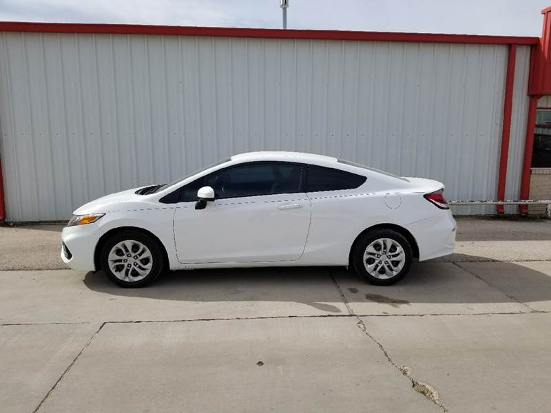 2015 Honda Civic LX 2dr Coupe CVT