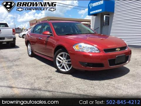 2013 Chevrolet Impala for sale in Eminence, KY