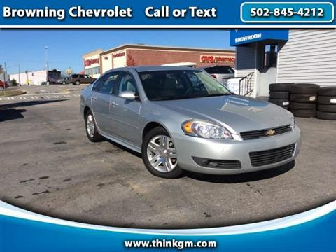 2011 Chevrolet Impala for sale in Eminence, KY