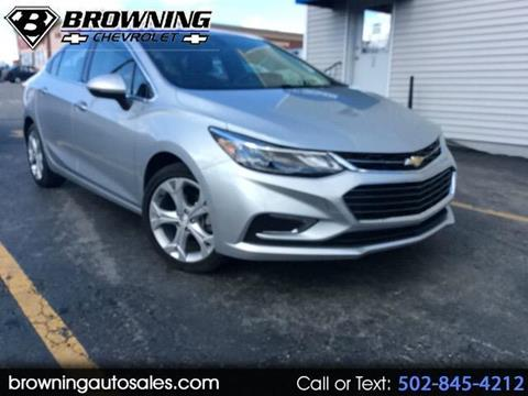 2018 Chevrolet Cruze for sale in Eminence, KY