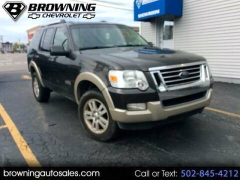 2007 Ford Explorer for sale at Browning Chevrolet in Eminence KY
