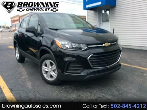 2018 Chevrolet Trax for sale in Eminence, KY
