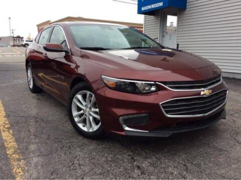 2016 Chevrolet Malibu for sale at Browning Chevrolet in Eminence KY