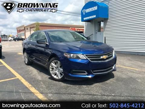 2014 Chevrolet Impala for sale in Eminence, KY