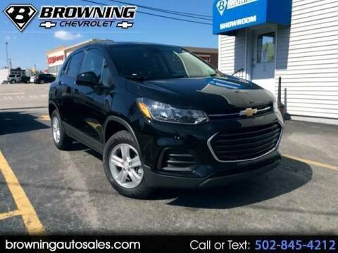 2020 Chevrolet Trax for sale at Browning Chevrolet in Eminence KY