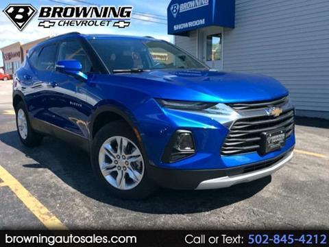 2019 Chevrolet Blazer for sale in Eminence, KY