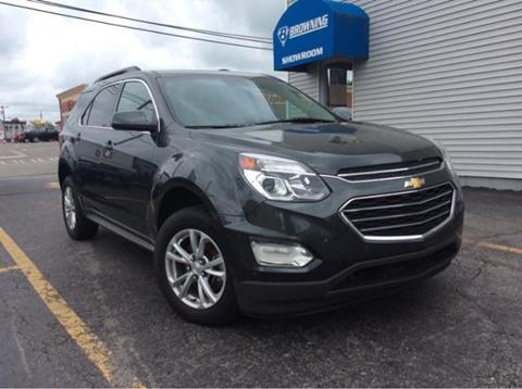 2017 Chevrolet Equinox for sale in Eminence, KY