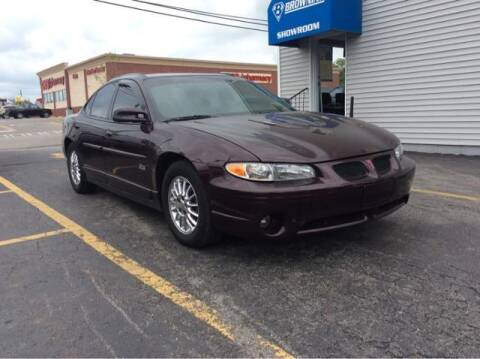 2002 Pontiac Grand Prix for sale at Browning Chevrolet in Eminence KY