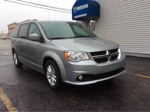 2019 Dodge Grand Caravan for sale at Browning Chevrolet in Eminence KY
