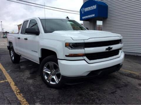 2019 Chevrolet Silverado 1500 LD for sale at Browning Chevrolet in Eminence KY