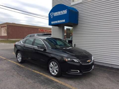 2020 Chevrolet Impala for sale at Browning Chevrolet in Eminence KY