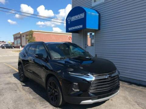 2020 Chevrolet Blazer for sale at Browning Chevrolet in Eminence KY