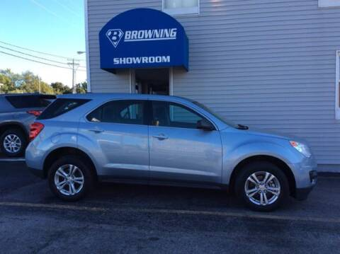 2015 Chevrolet Equinox for sale at Browning Chevrolet in Eminence KY