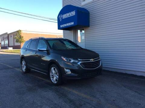 2018 Chevrolet Equinox for sale at Browning Chevrolet in Eminence KY