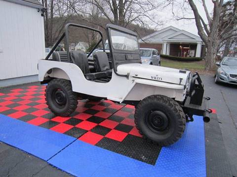 1947 Jeep Willys for sale in Canton, CT