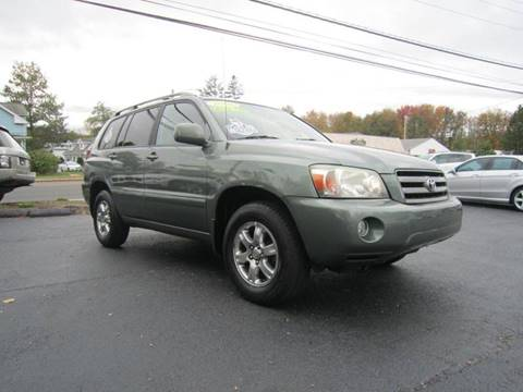 2006 Toyota Highlander for sale in Canton, CT