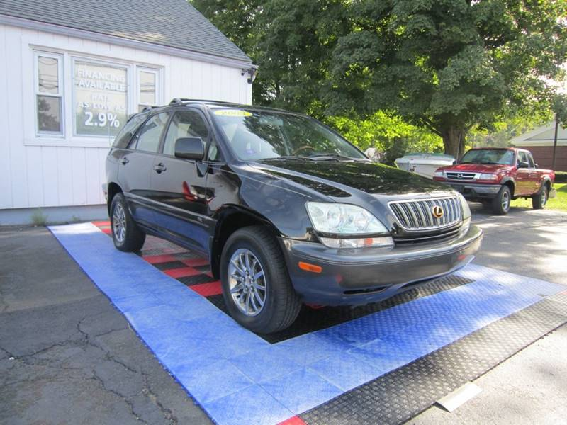 Awesome 2003 Lexus RX 300 For Sale At High Class Auto In Canton CT