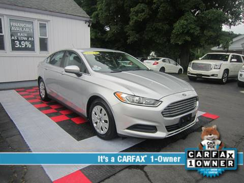 2013 Ford Fusion For Sale >> Ford Fusion For Sale In Canton Ct High Class Auto