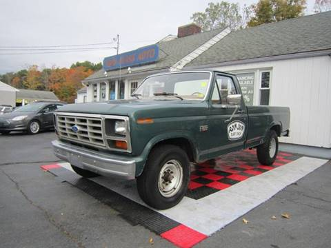 1986 Ford F-250 for sale in Canton, CT