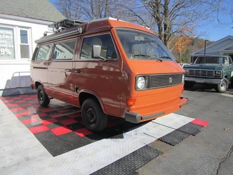 1983 Volkswagen Vanagon for sale in Canton, CT
