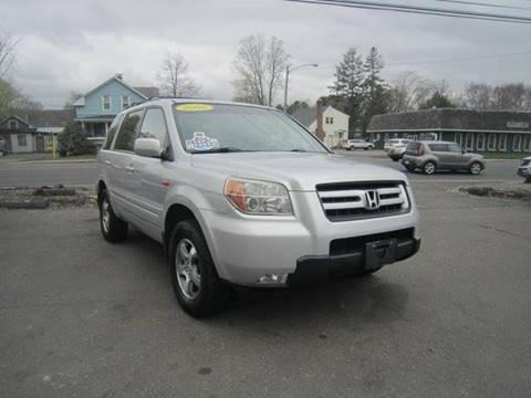 2006 Honda Pilot for sale in Canton, CT