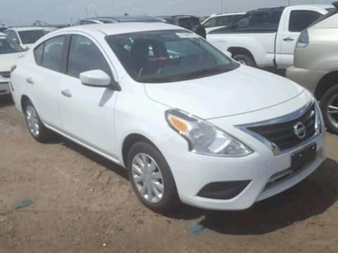 2016 Nissan Versa for sale in Denver, CO