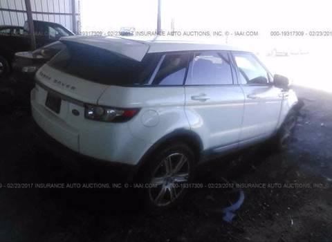 2013 Land Rover Range Rover Evoque for sale in Denver, CO