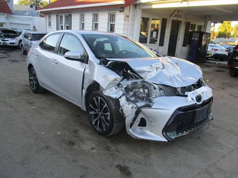 2017 Toyota Corolla for sale in Denver, CO