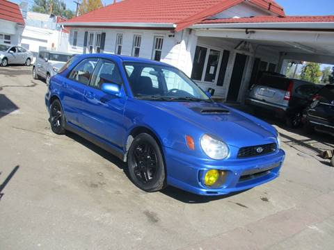 2002 Subaru Impreza for sale in Denver, CO
