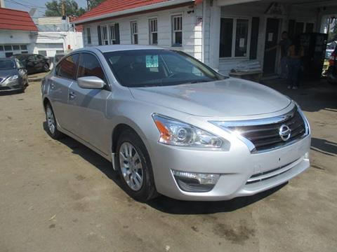 2015 Nissan Altima for sale in Denver, CO