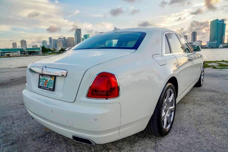 2014 Rolls-Royce Ghost 4dr Sedan In Denver CO - STS Automotive