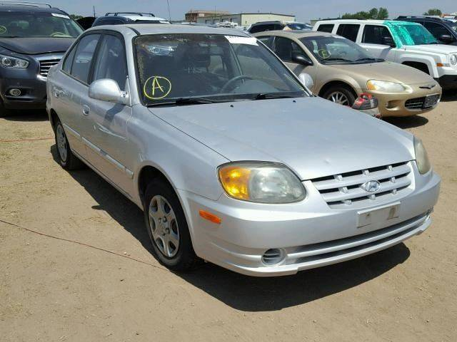 2005 Hyundai Accent GLS 4dr Sedan   Denver CO