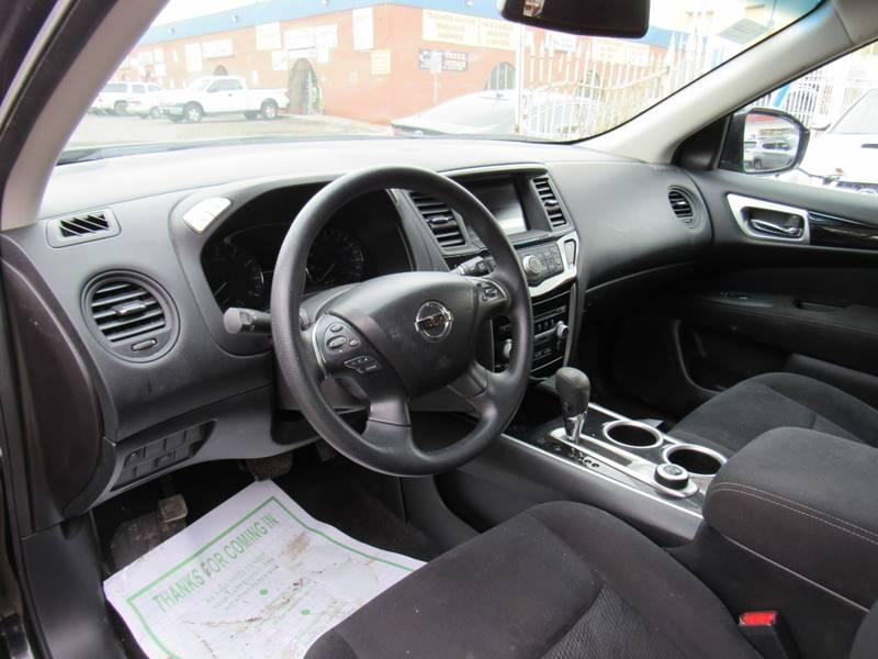2015 Nissan Pathfinder 4x4 S 4dr SUV In Denver CO - STS ...