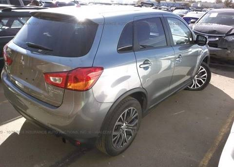 2016 Mitsubishi Outlander Sport for sale in Denver, CO