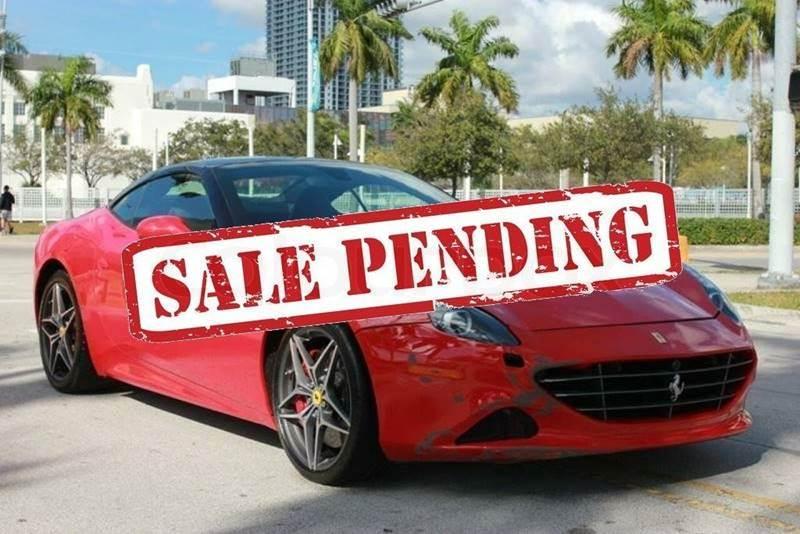 2016 Ferrari California T for sale in Miami, FL
