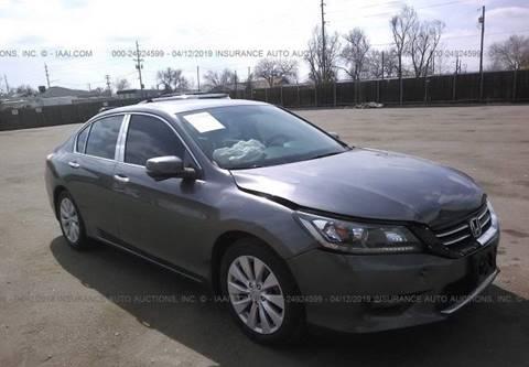 2015 Honda Accord for sale in Denver, CO