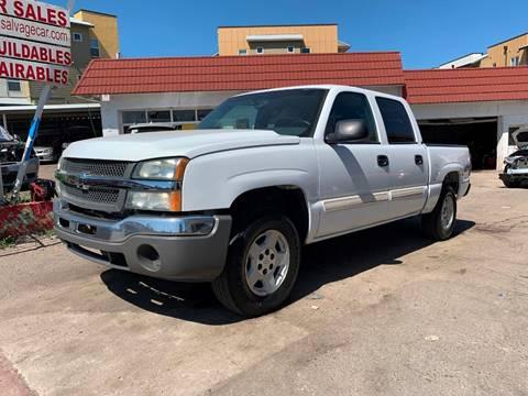 2007 Chevrolet Silverado 1500 Classic for sale in Denver, CO