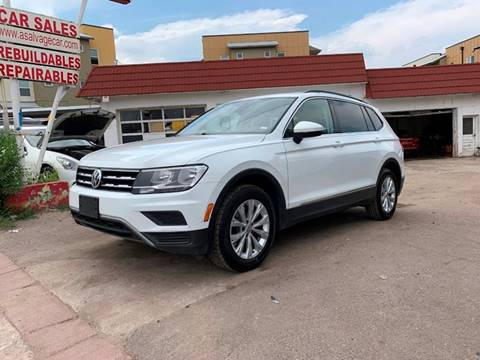 Volkswagen Used Cars Salvage Autos For Sale Denver STS