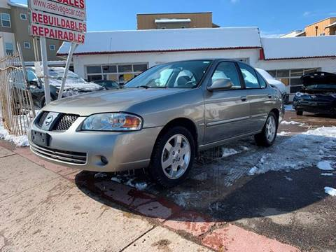 2006 Nissan Sentra for sale in Denver, CO