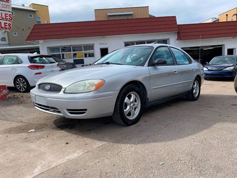 2004 Ford Taurus for sale in Denver, CO