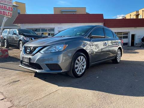 2016 Nissan Sentra for sale in Denver, CO