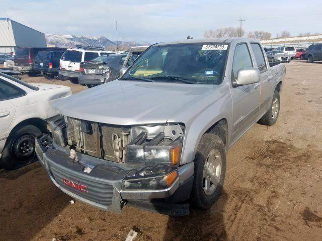 2012 GMC Canyon 4x2 SLE-1 4dr Crew Cab - Denver CO