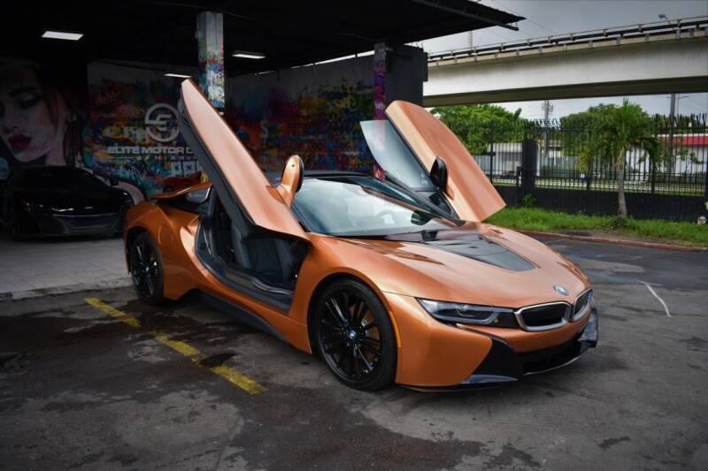 2019 BMW i8 AWD 2dr Roadster - Miami FL