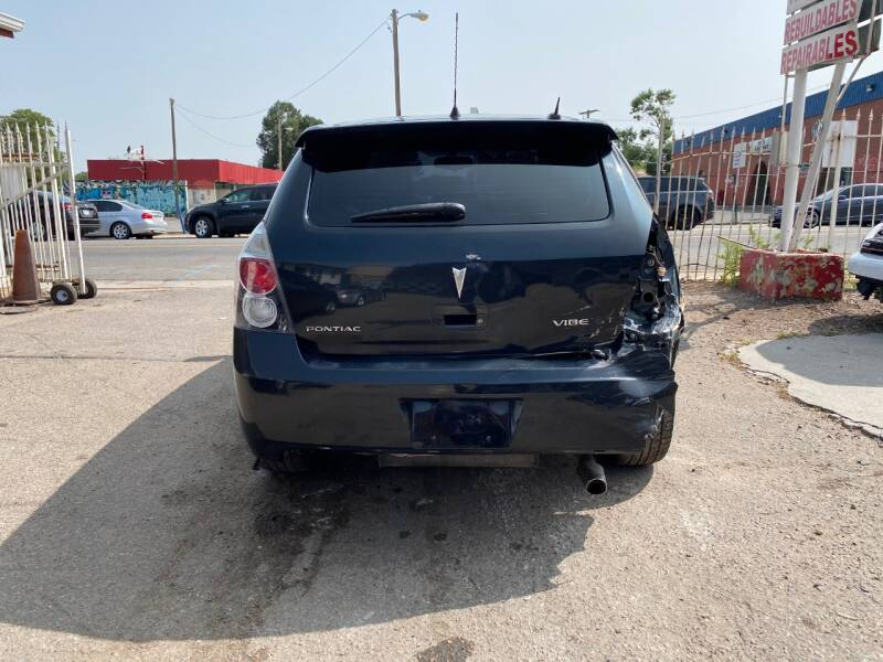 2009 Pontiac Vibe GT 4dr Wagon - Denver CO